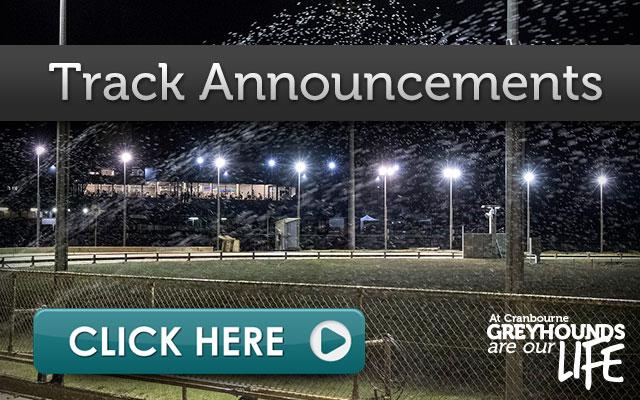 Cranbourne WebSlider_TrackAnnouncements