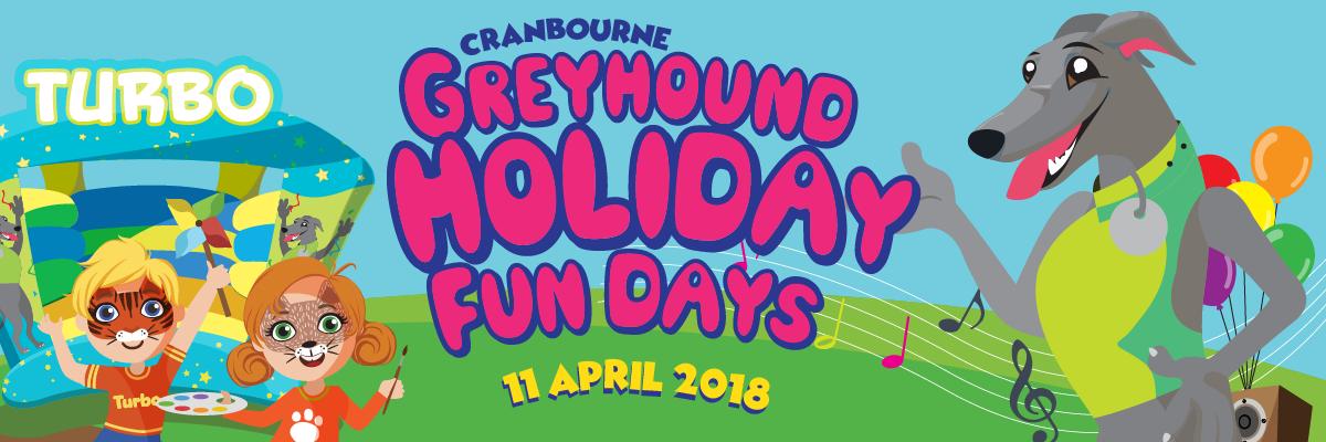Greyhound Holiday Fun Day in Cranbourne