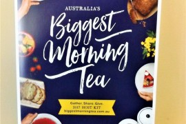 Biggest Morning Tea – Thank You Letter