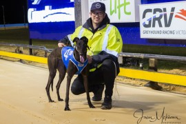 Zara proving her existence in Cranbourne Classic