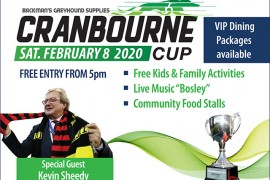 Backman's Greyhound Supplies Cranbourne Cup 2020