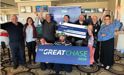 The Great Chase 2018